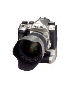 Pentax K1 II + DFA 50mm F1.4 + 70-200mm F2.8 Zilver