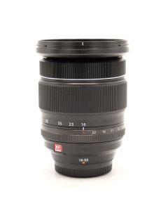 Fujifilm XF 16-55mm F2.8 R LM WR Zwart (Occ)