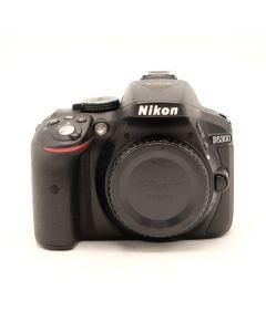 Nikon D5300 Body Zwart (Occ)