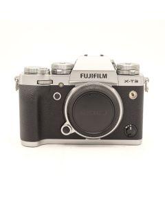 Fujifilm X-T3 Body Zilver (Occ)