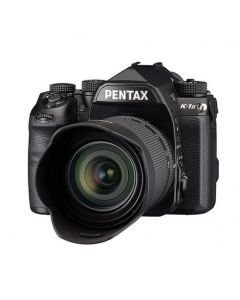 Pentax K-1 II Zwart + 28-105mm