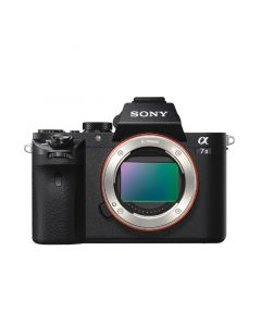 Sony A7 II Body Zwart