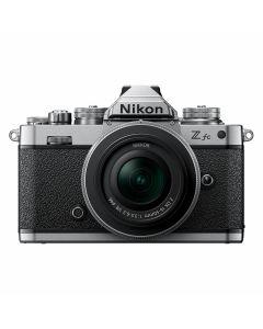 Nikon Z fc + 16-50mm Zilver